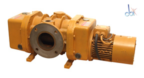 ALCATEL ROOTS VACUUM PUMP