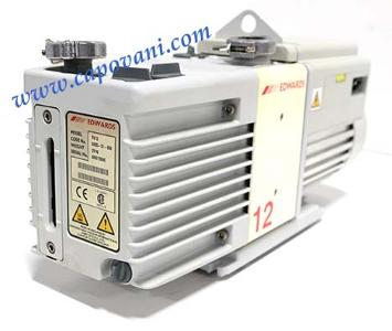 EDWARDS ROTARY VANE MECHANICAL VACUUM PUMP 10 CFM