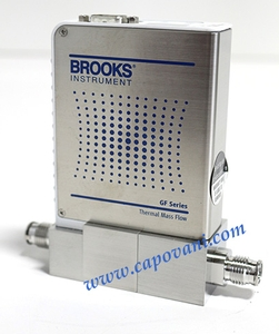 BROOKS INSTRUMENT MASS FLOW CONTROLLER, 50 SCCM