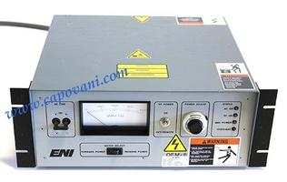 ENI POWER SYSTEMS RF POWER SUPPLY 13.56 MHz