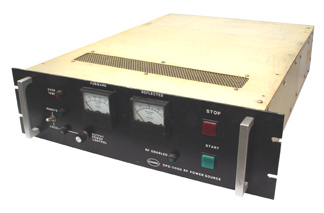 COMDEL RADIO FREQUENCY GENERATOR POWER SUPPLY
